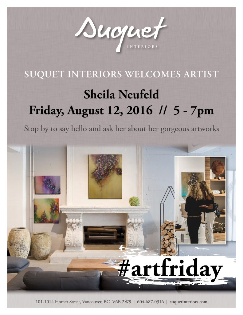 Art Friday Sheila Neufeld
